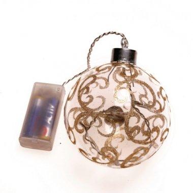 Beleuchtete Weihnachtskugeln.Led Weihnachtskugeln Leuchtkugeln Mit Batterie Shop