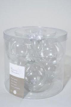 weihnachtskugeln transparent aus glas v llig farblos durchsichtig auch zum bef llen shop. Black Bedroom Furniture Sets. Home Design Ideas