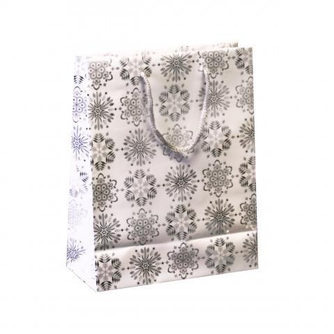 geschenkt te mit flockendesign in papier shop. Black Bedroom Furniture Sets. Home Design Ideas