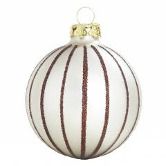 Weihnachtskugeln christbaumkugeln christbaumschmuck shop - Weihnachtskugeln cappuccino ...