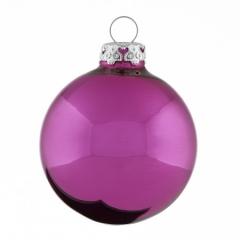 weihnachtskugel pink christbaumkugeln lila shop. Black Bedroom Furniture Sets. Home Design Ideas