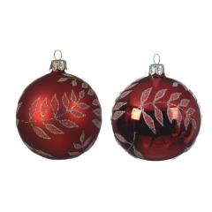 Christbaumkugeln Rot Glänzend.Weihnachtskugeln Rot Rote Weihnachtskugeln Shop Weihnachtskugeln De