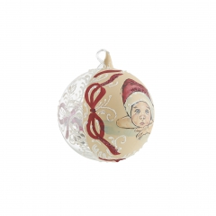 Transparente weihnachtskugeln durchsichtig farblose for Weihnachtskugeln durchsichtig
