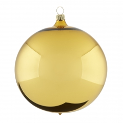 Goldene Weihnachtskugeln.Weihnachtskugel Gold Goldene Christbaumkugeln Shop