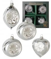 Christbaumkugeln Champagnerfarben.Weihnachtskugeln Silber Christbaumkugeln Champagner Shop