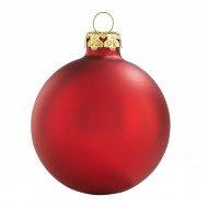 Rote Christbaumkugeln Glas.Weihnachtskugeln Rot Rote Weihnachtskugeln Shop