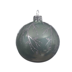 Christbaumkugeln Glas Günstig.Weihnachtskugeln Grau Anthrazit Shop Weihnachtskugeln De
